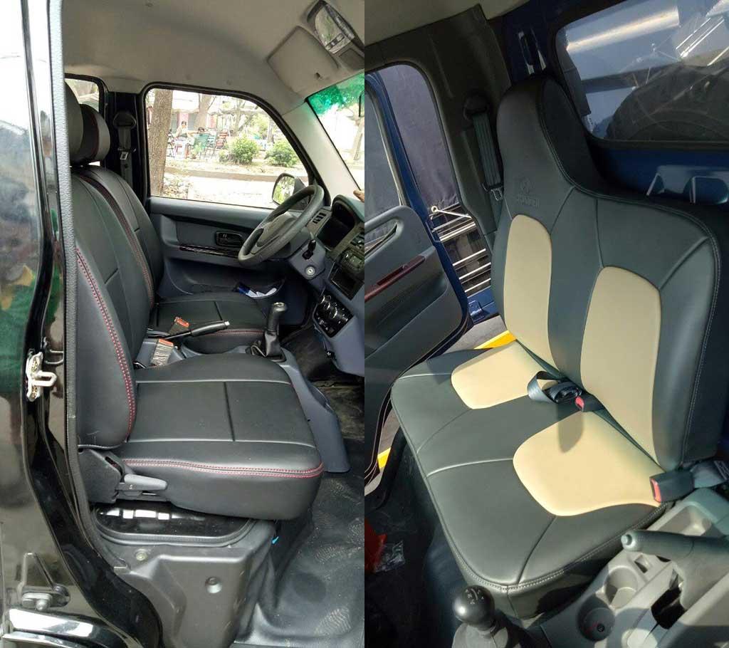 Bọc ghế da ô tô xe tải hcm