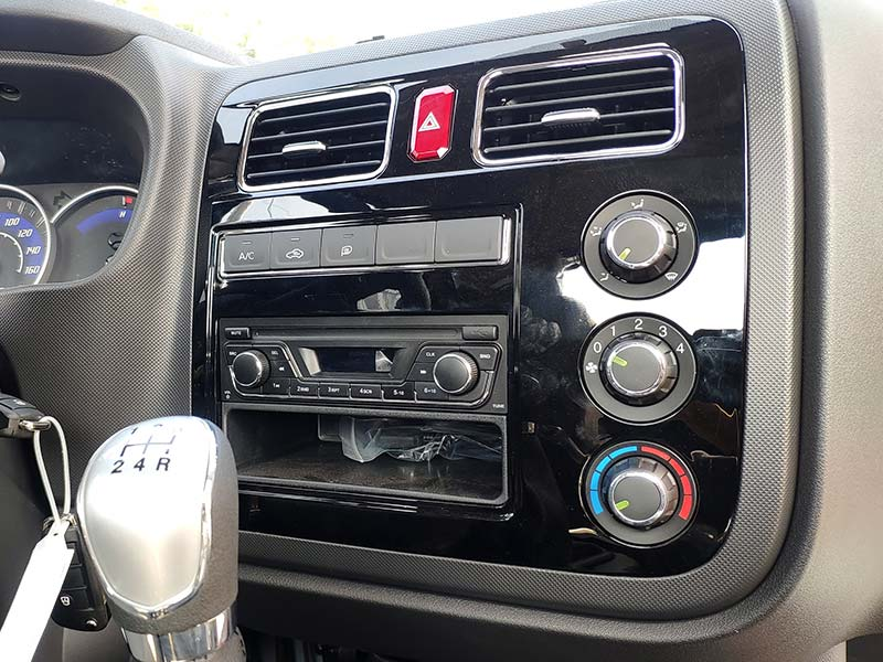 bảng điều khiển xe tera 180