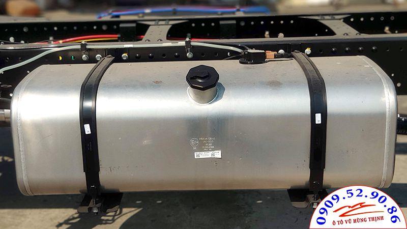 thùng dầu jac n900