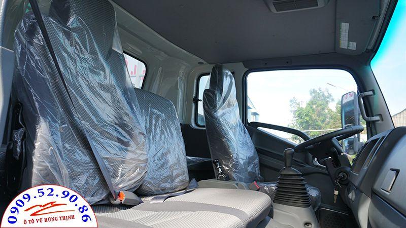 cabin xe jac n800