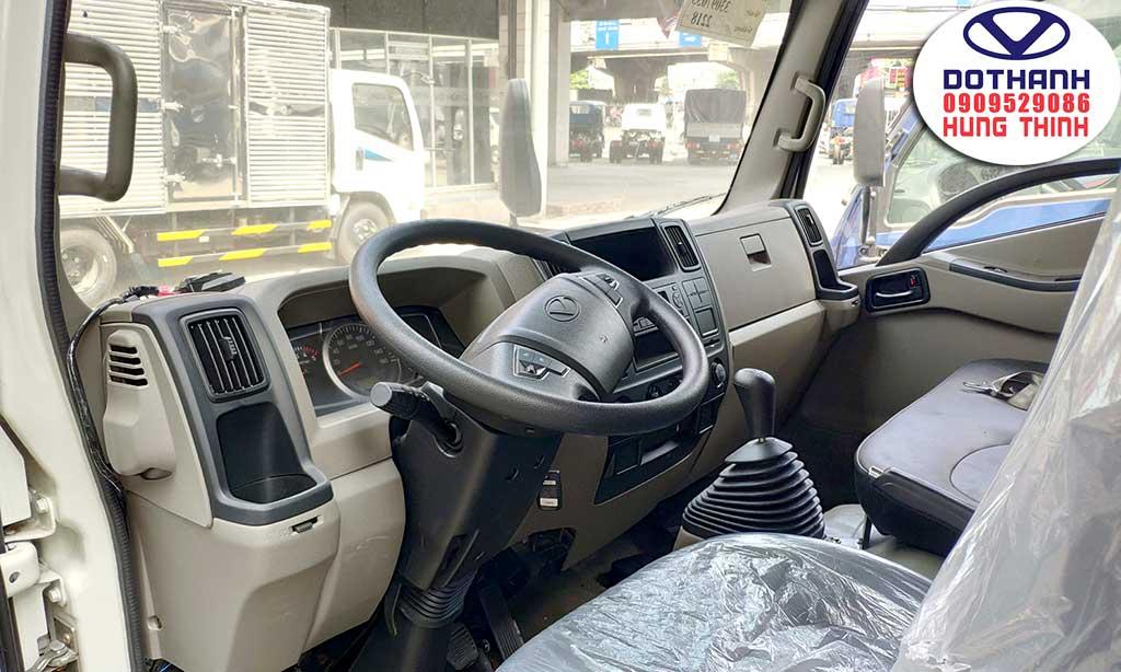 nội thất xe tải iz68s đô thành