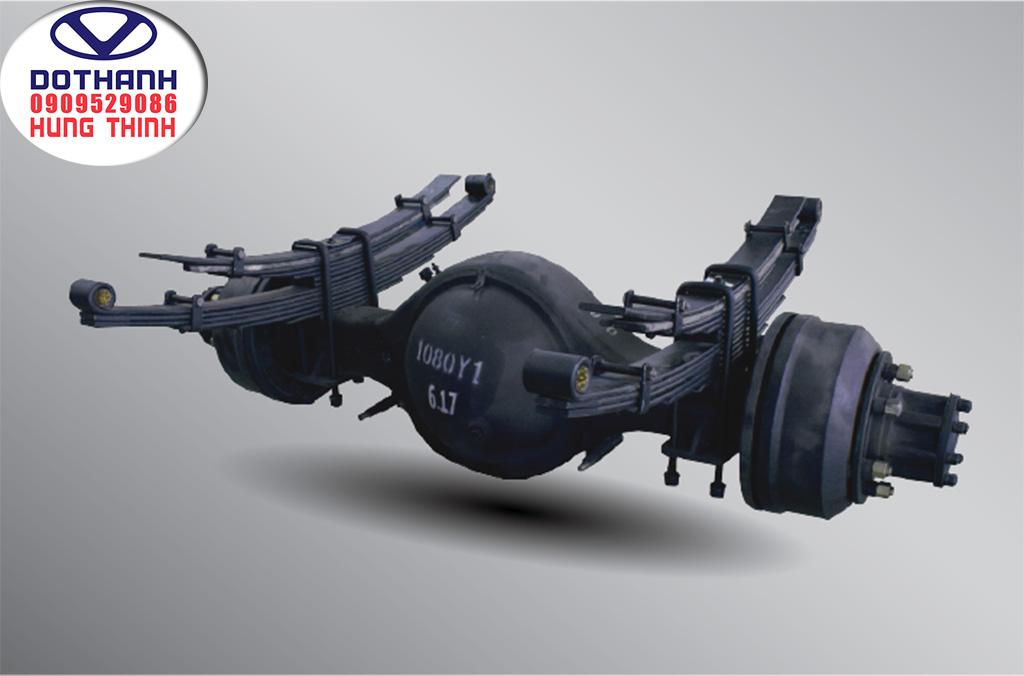 cầu sau xe tải 3.5 tấn iz68s