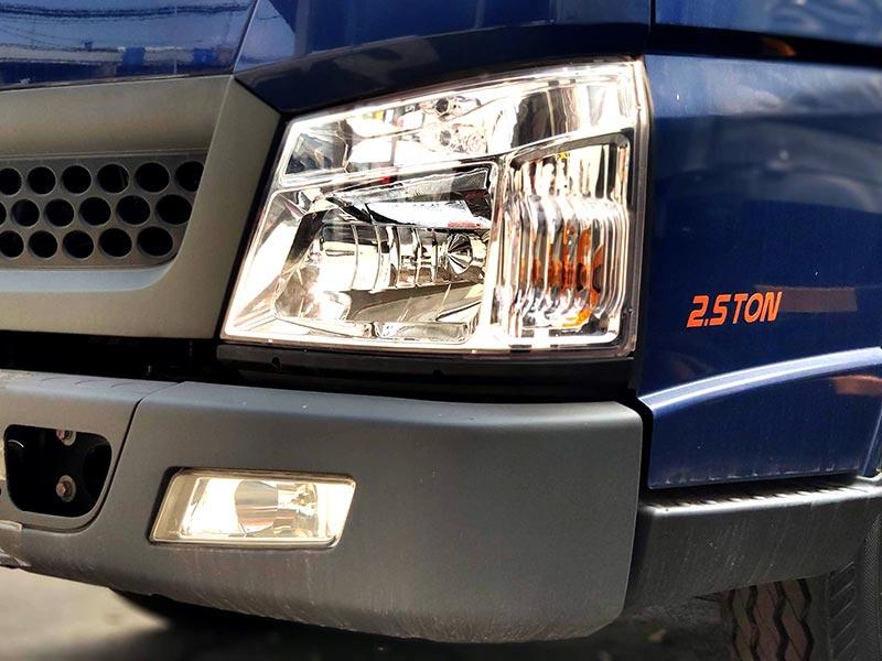 hệ thống đèn xe iz25