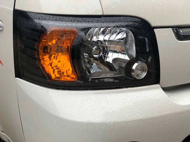 đèn pha xe tera 150