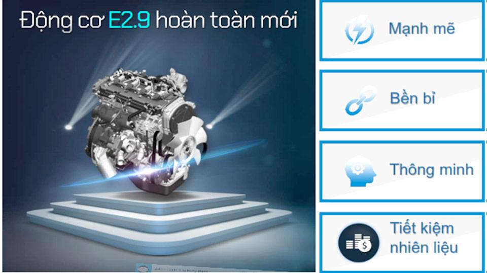 động cơ xe hyundai ex8