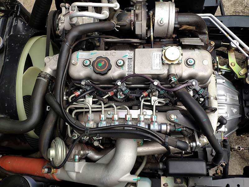 động cơ xe iz250 đô thành