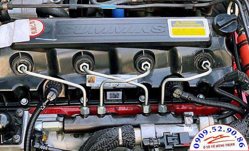 động cơ cummin jac n800