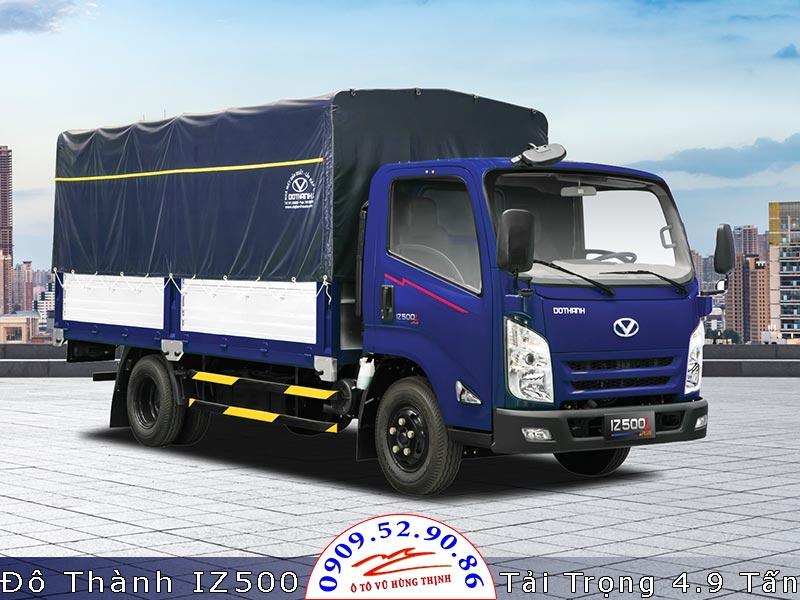 xe tải đô thành jmc iz500l plus