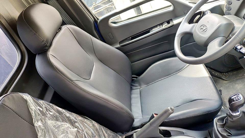 ghế da xe hyundai n250sl