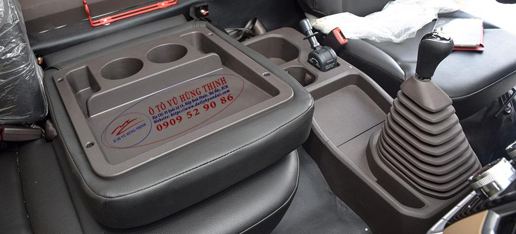 khay chứa vật dụng xe tải đô thành iz650 se