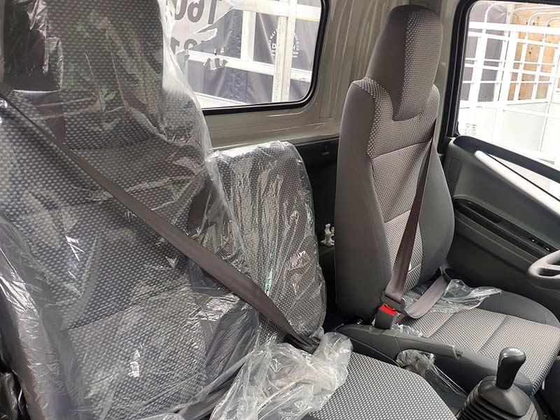 ghế xe jac n200s