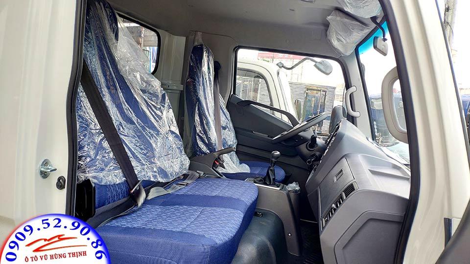 ghế xe hyundai ex8