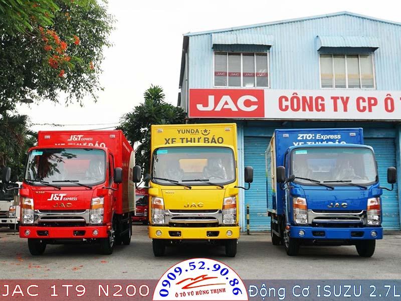 giá xe jac n200