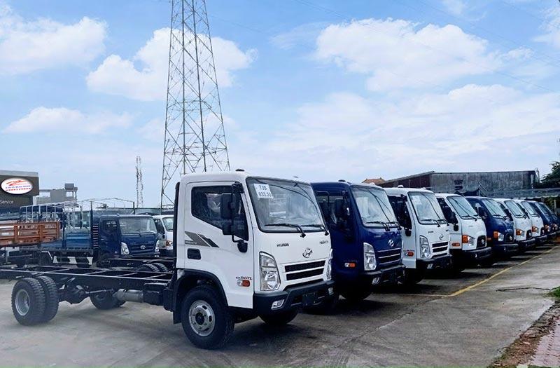 giá xe tải hyundai 3.5 tấn