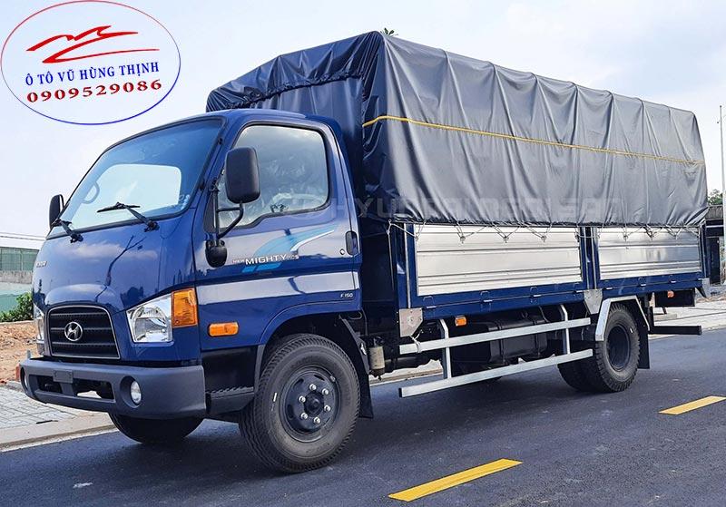 xe hyundai thùng bạt 3.5 tấn