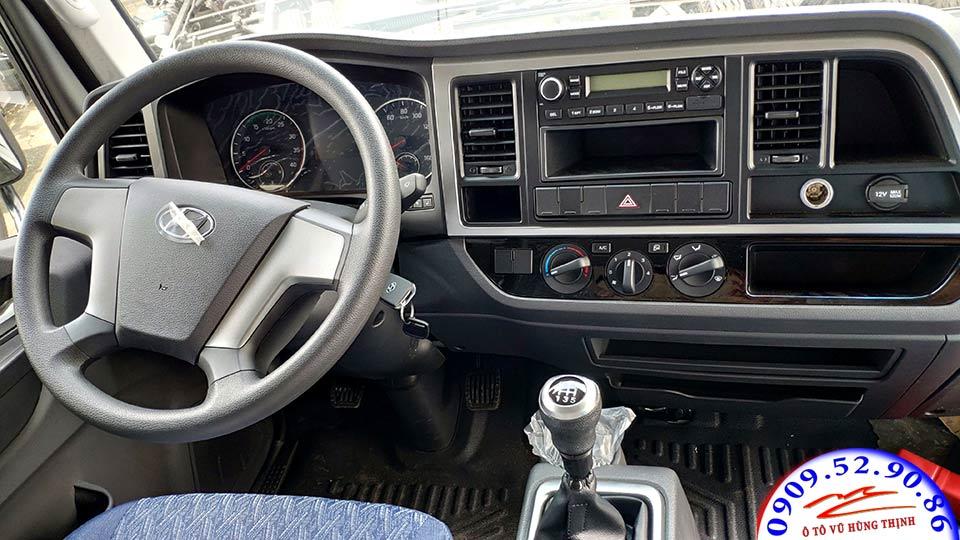 bảng điều khiển hyundai ex8 gtl
