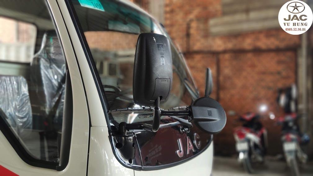 kính chiếu hậu xe jac l250
