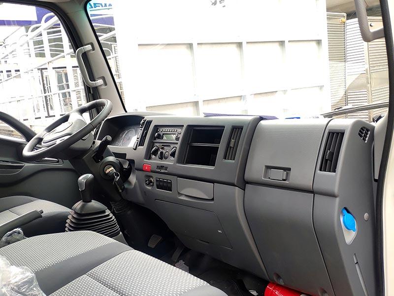 nội thất xe jac 3.5 tấn