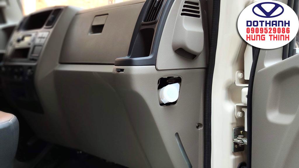bình nước rửa kính xe tải iz68s đô thành