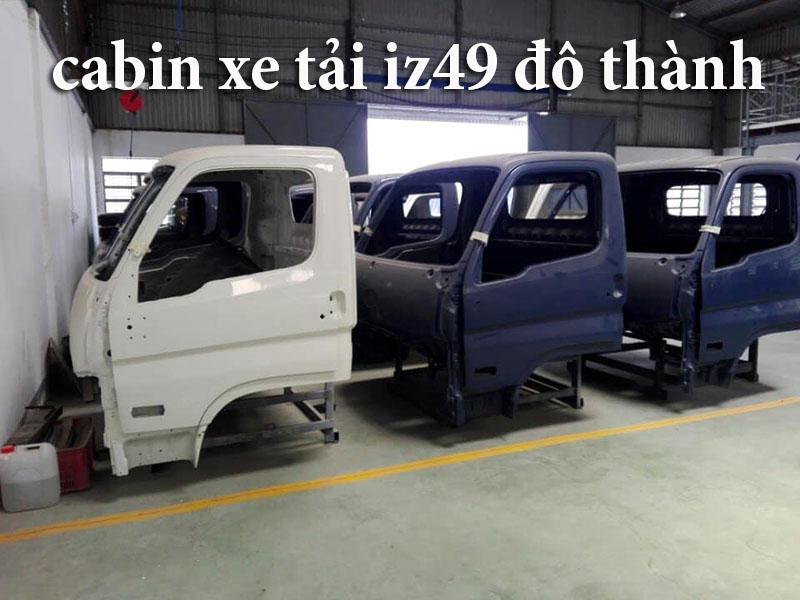 cabin xe tai iz49