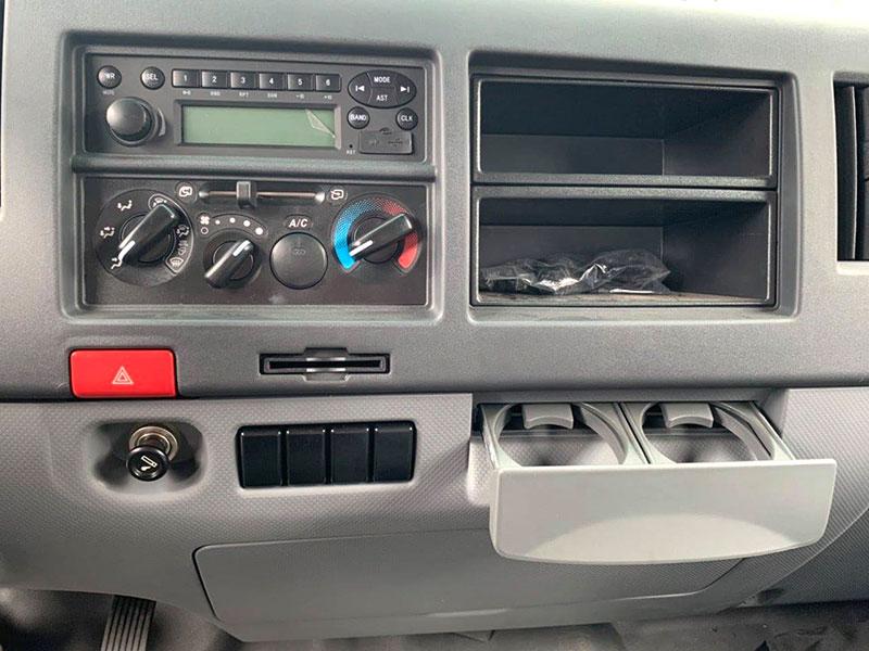 hệ thống điều khiển trung tâm JAC 1.9 Tấn N200S