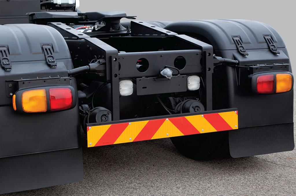 phần đuôi xe đầu kéo daewoo 2 cầu cl4tf