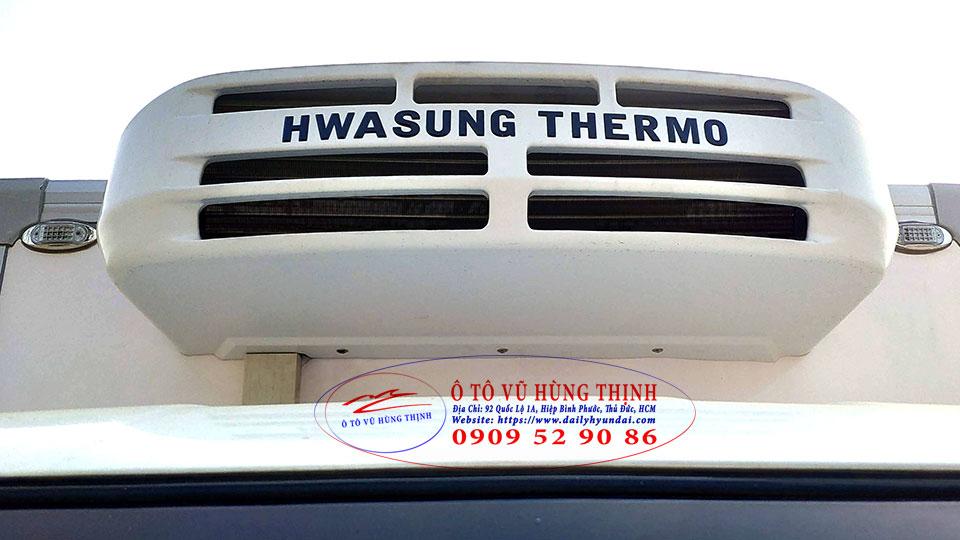 giàn nóng xe đông lạnh h150