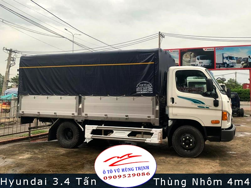 xe tải 3,5 tấn hyundai 75s