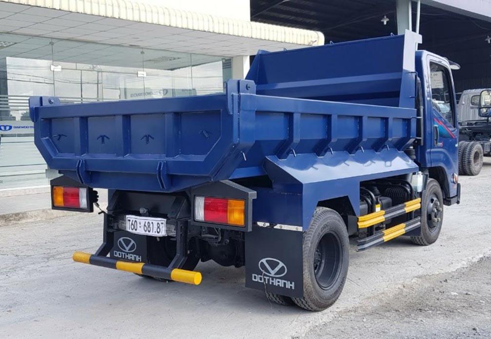 xe ben 2 tấn đô thành iz65S