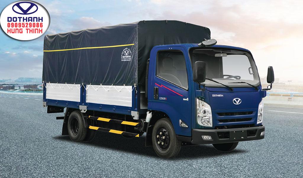 xe tải đô thành iz68s 3t5