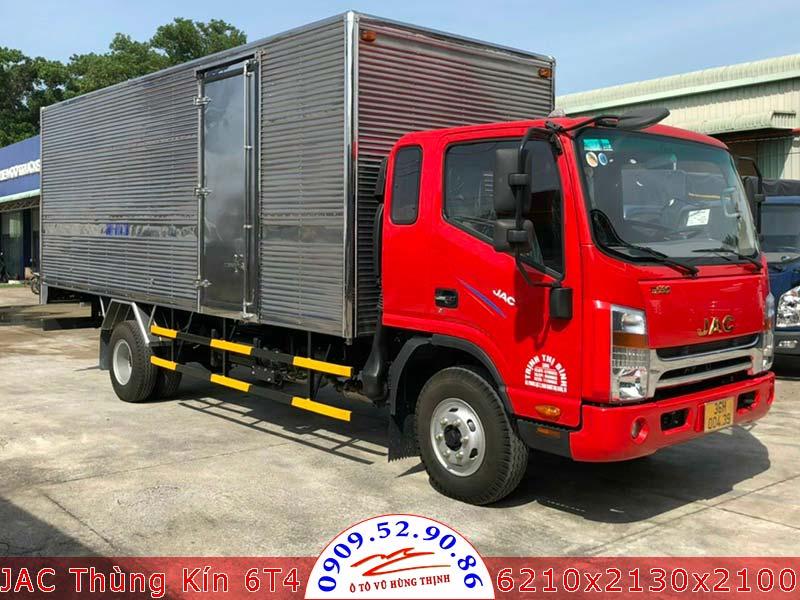 xe tải jac 6.5 tấn
