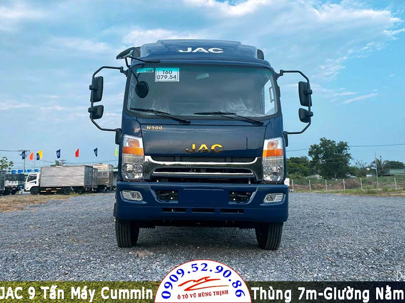 jac 9 tấn n900